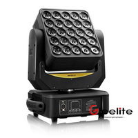 Gleelite Matrix5x5 LED Moving Head
